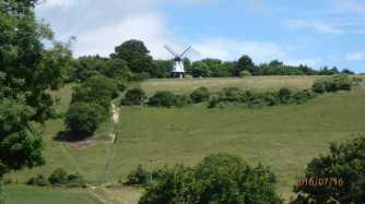 Cobstone Windmill, Turville