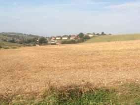 Bevendean from Falmer Hill