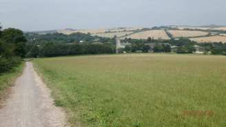 Falmer village church