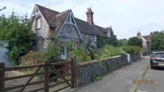 Falmer village