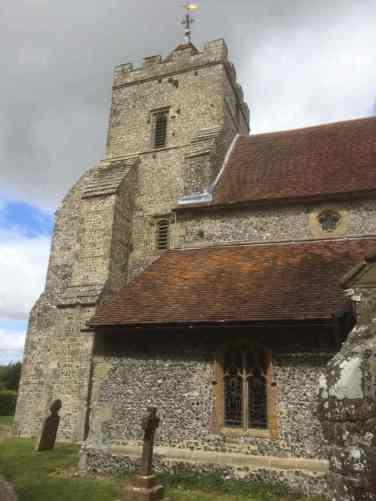 St Peter's Church, Firle