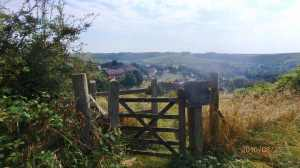 Bevendeam from South Downs