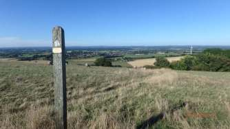 Ringmer from Saxon Cross