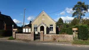 Chartridge Mission Hall
