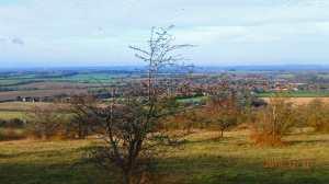 Watlington from Watlington Hill