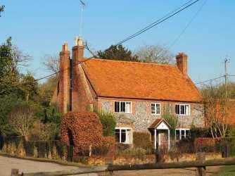 Colstrope Farm House, Hambleden