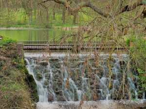 Latimer Road weir