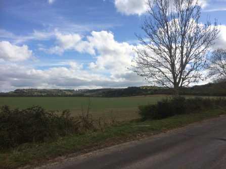 The Ridgway from Watlington