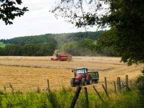 Harvest-at-Hill-Farm,-Chalfont-St-Giles