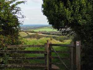 Cuckmere Valley and Litlington