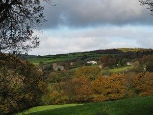 Parracombe-Village