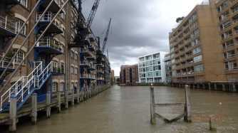 St Saviour's Dock, Bermondsey