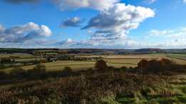 The-view-towards-Hearnton-Wood,-West-Wycombe