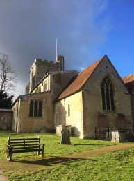 Great-Gaddesden-Church