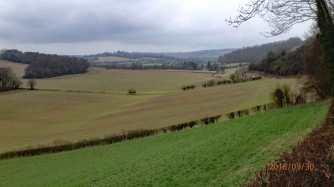 Bottom Lane, Bledlow Ridge