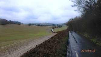 Bottom Lane to Radnage