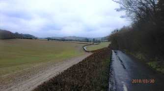 Bottom Lane to Radnage