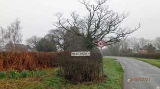 Hyde Heath village