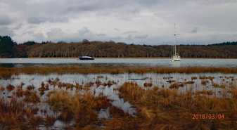 Moored up for winter