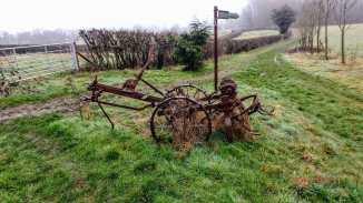 Ravages of time, Mayhill Farm, Chesham Bois