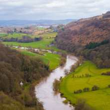 Wye Valley, Symonds Yat