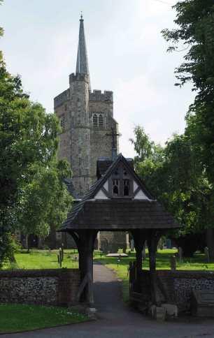 Aldenham Church
