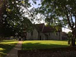 Church End, Saratt