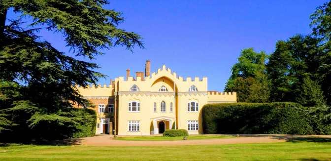 Hampden House, Great Hampden, Buckinghamshire