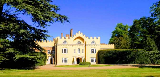 Hampden House, Great Hampden, Buckinghamshire