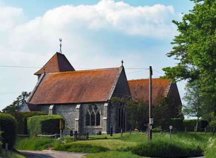 St Mary's, Aldworth, Berkshire