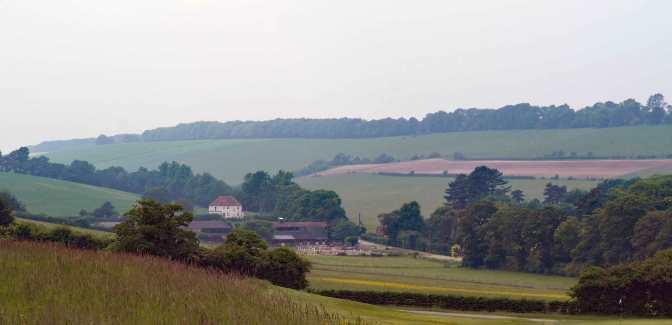 Thurle Down, Streatley