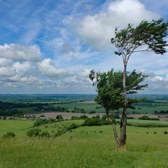 Pegdon Hills, Bedfordshire