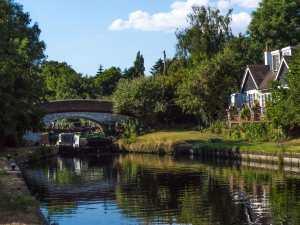 Broadwater Lock, Harefield