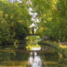 Grand Union Canal, Denham