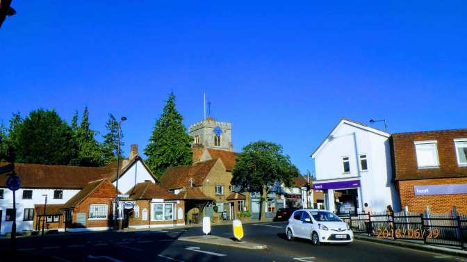 The High Street, Ruislip