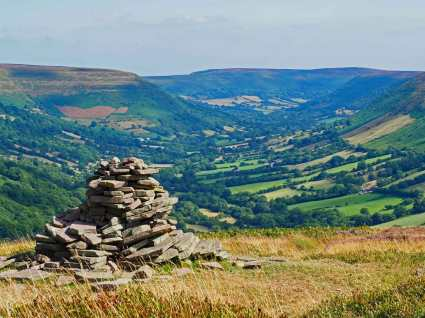 August in the Vale of Ewyas