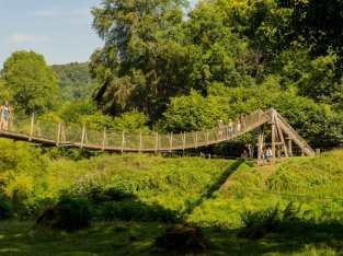 Biblins Bridge, River Wye