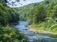 Kayaking on the River Wye