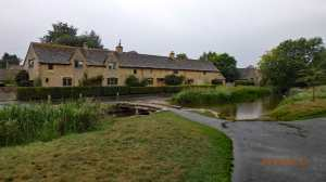 Lower Slaughter and River Eye