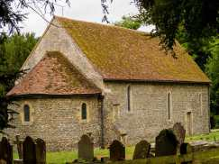 St. Botolph's, Swyncombe