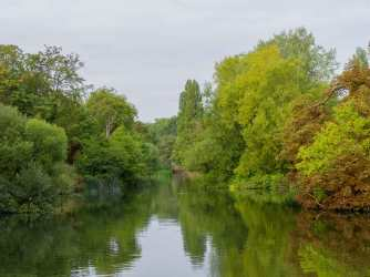 The Thames at Sonning