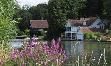 The Thames near Goring
