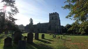 A taste of England, Kings Walden