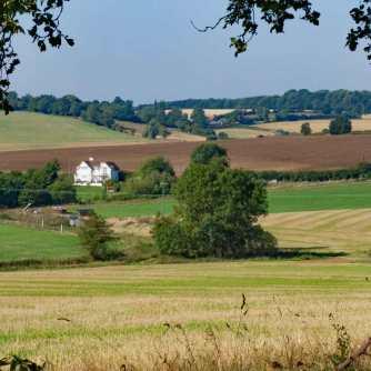 Early Autumn, Hertfordshire