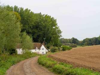Rye End Fram Rye End Farm lane, Whitwell, Whitwell