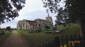 St Peter & St Paul Churchyard, Kimpton