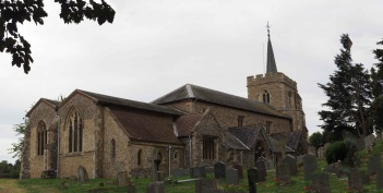 St Peter & St Paul, Kimpton