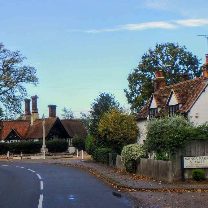 Old Knebworth