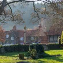 Hambleden village