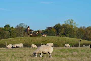 Henry Moore Foundation, Perry Green